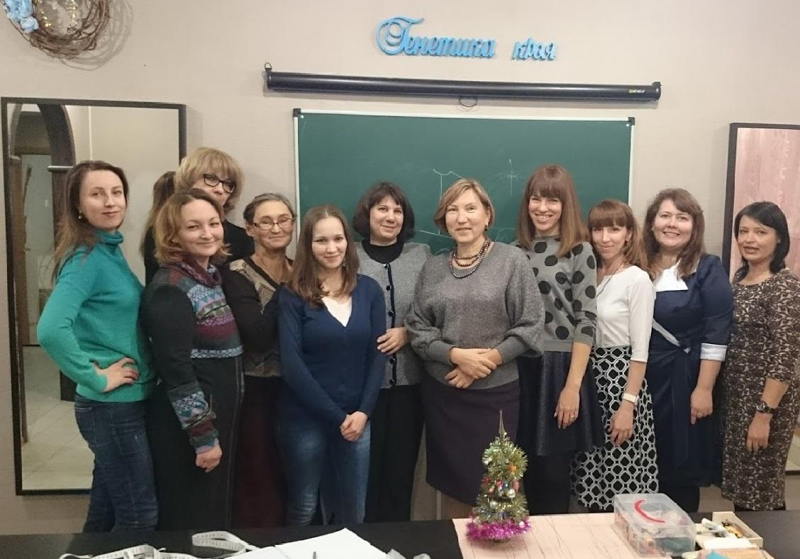 Курсы кроя и шитья в Казани