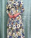 Ещё платье для Олеси.