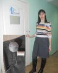 Работа Ирины Пужиловой
