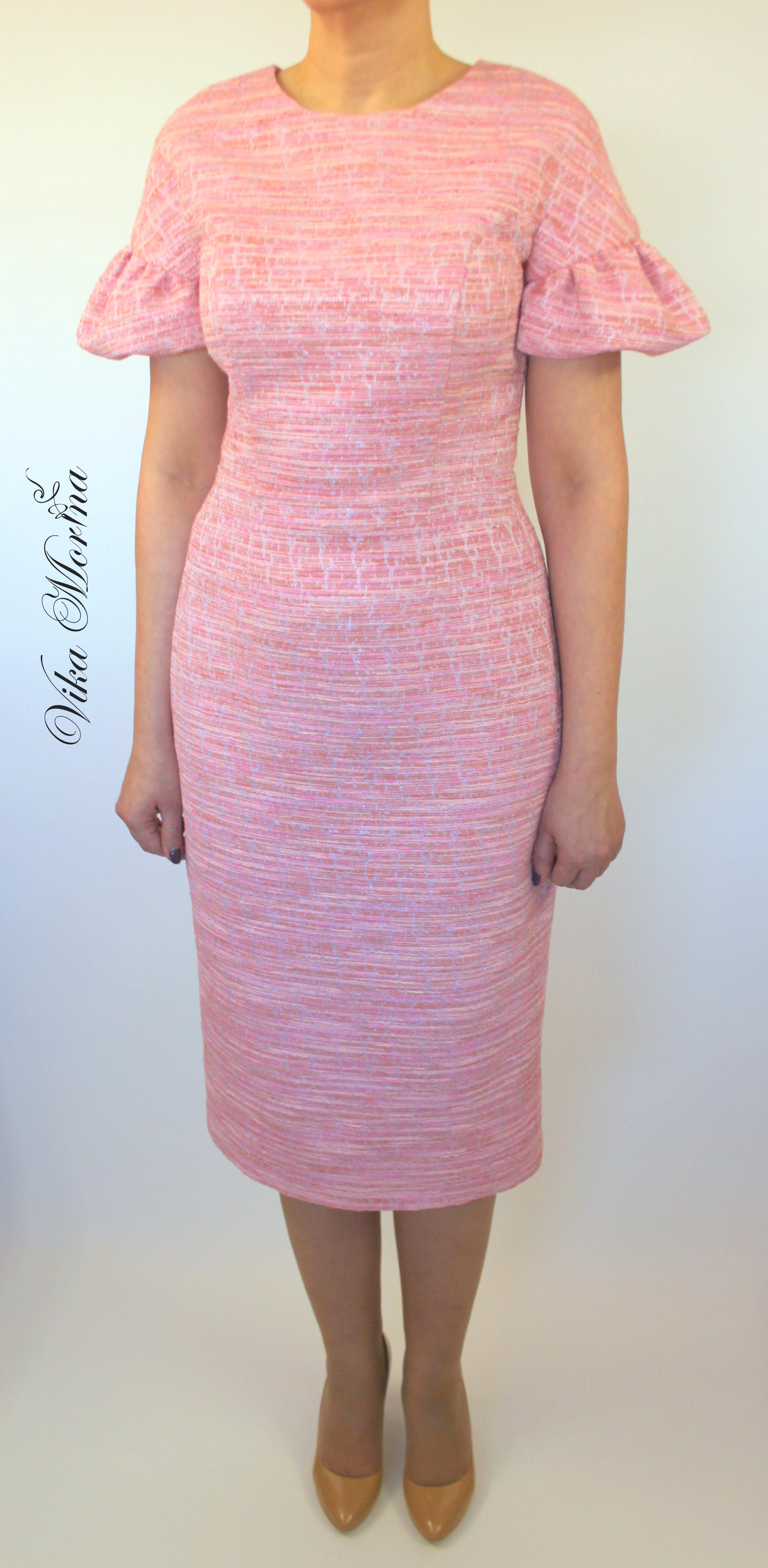 Платье Букле Купить